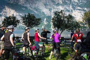 Erkundungstour am schönen Gardasee mit dem E-Bike 2020