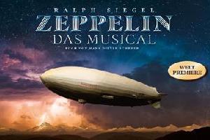2-Tages-Fahrt zum Musical-Zeppelin im Festspielhaus Füssen
